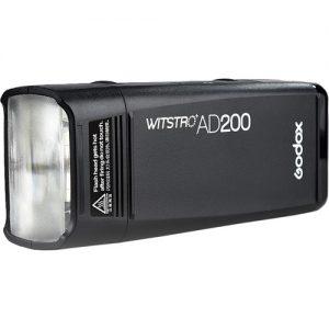 فلاش عکاسی گودکس Godox AD200 TTL Pocket Flash Kit