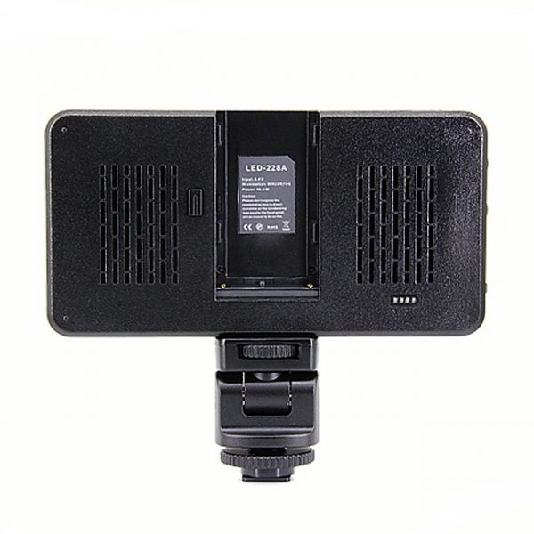 نور فلات اس ام دی مدل SMD 228