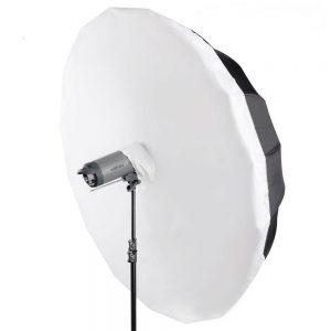 چتر عکاسی 180 سانتیمتری داخل سفید دیفیوزر دار