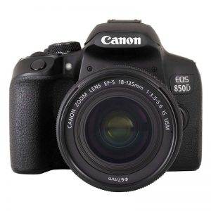 Canon EOS 850D kit EF-S 18-135mm