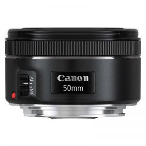 50mm f/1.8 STM