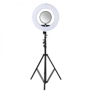 رینگ لایت عکاسیایدوبلو Yidoblo Ring light QS-480E II black همراه با سه پایه
